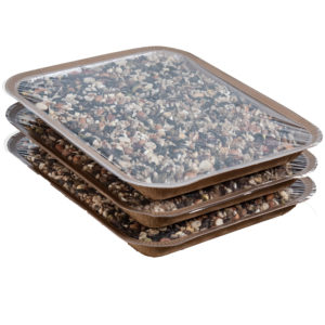 3PK Mr. Canary Refill En-Trays